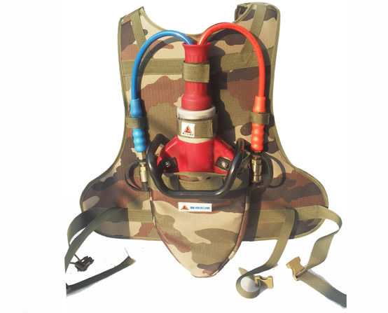 Backpack Rescue Equipment