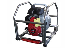 Portable Cart for Hydraulic Pump